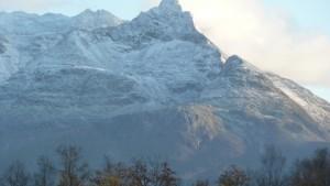 fjell sørøst